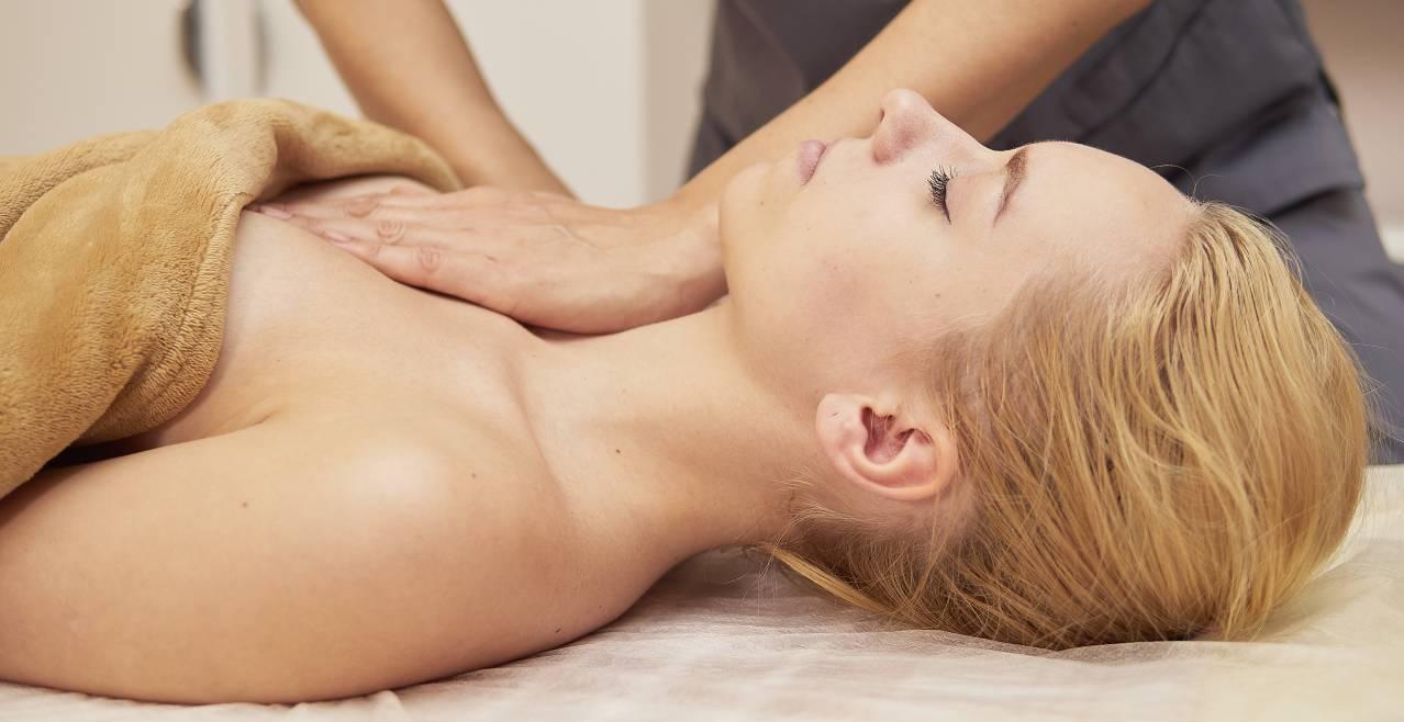Комплексный массаж при подготовке к зачатию