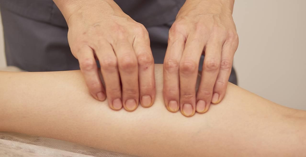 Лимфодренажный детокс-массаж