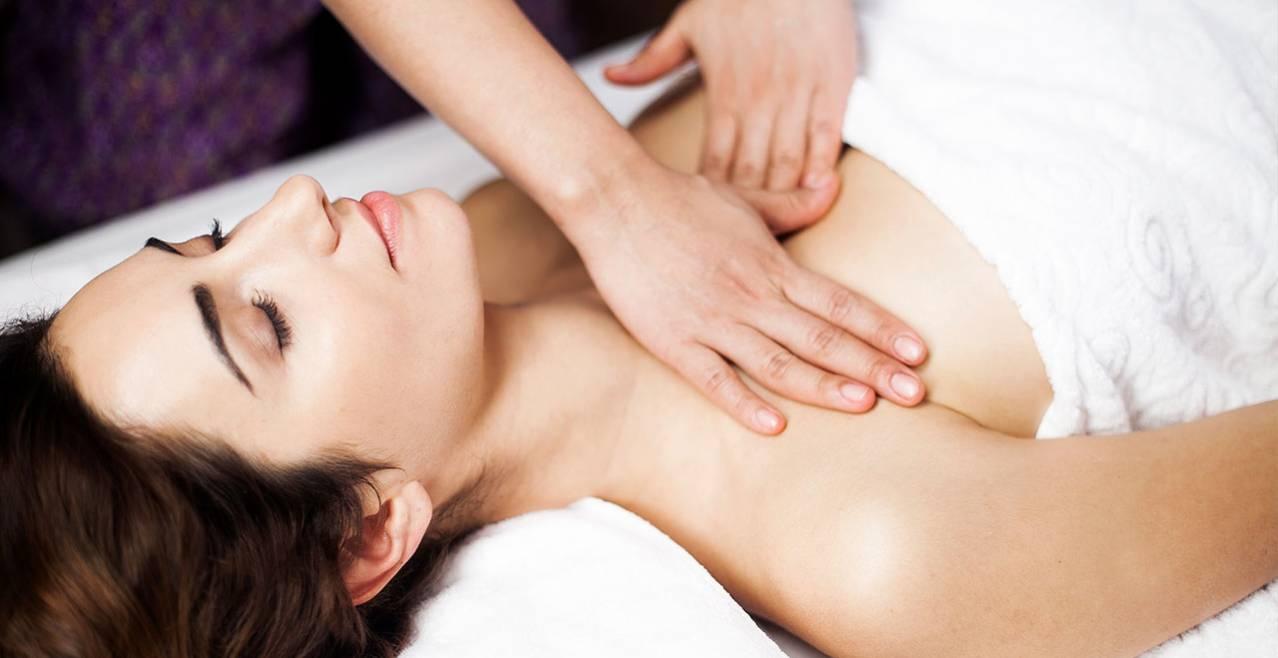 Оздоровительный массаж груди