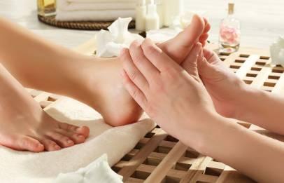 Массаж при проблемах ног