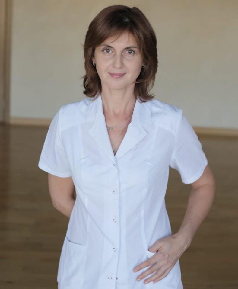 Шустрова Евгения Сергеевна